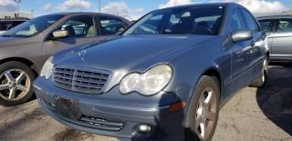 Used 2007 Mercedes-Benz C-Class 2.5L for sale in Pickering, ON