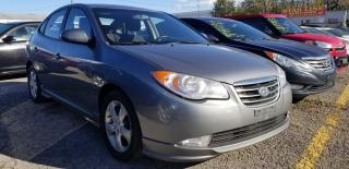 Used 2010 Hyundai Elantra GL w/Sport for sale in Pickering, ON