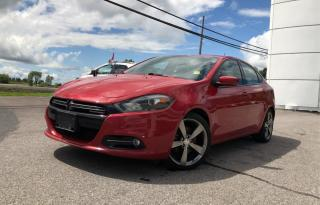 Used 2014 Dodge Dart GT-RARE MODEL **Mint Condition!!!Like New!!!Fully Loaded** for sale in Hamilton, ON
