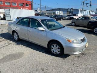 Used 2004 Toyota Camry LE for sale in Vancouver, BC