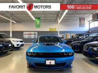 Used 2015 Dodge Challenger 392 HEMI SCATPACK SHAKER|470HP|6SPEEDMANUAL|ALPINE for sale in North York, ON
