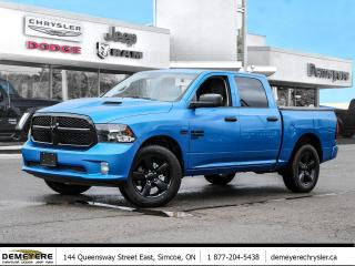 New 2020 RAM 1500 Classic NIGHT EDITION | SUB-ZERO PKG | HITCH | SPRT HOOD for sale in Simcoe, ON