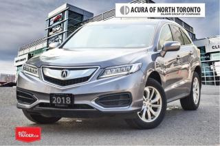 Used 2018 Acura RDX Tech at No Accident| Remoter Start| Navigation for sale in Thornhill, ON