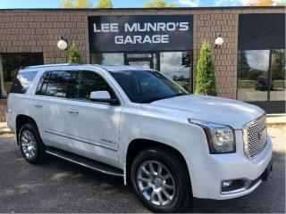 Used 2016 GMC Yukon Denali for sale in Paris, ON