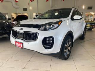 Used 2019 Kia Sportage SX TURBO for sale in Waterloo, ON