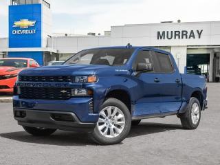 New 2021 Chevrolet Silverado 1500 Custom for sale in Winnipeg, MB