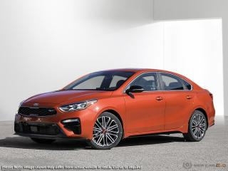 New 2021 Kia Forte GT Limited DCT for sale in Kitchener, ON
