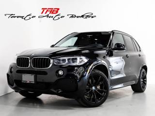 Used 2017 BMW X5 xDrive35i I M-SPORT I REAR DVD I PANO I NAVI I 1-O for sale in Vaughan, ON