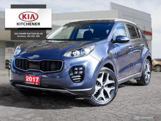 Used 2017 Kia Sportage SX TURBO for sale in Kitchener, ON