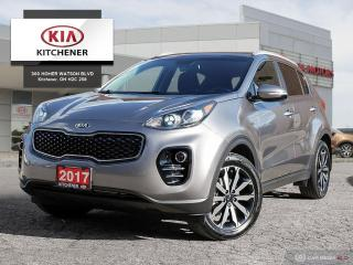 Used 2017 Kia Sportage EX AWD - ONE OWNER!!! for sale in Kitchener, ON