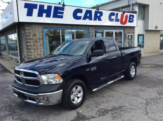 Used 2017 RAM 1500 ST - 4X4 - QUAD CAB - HEMI! for sale in Ottawa, ON