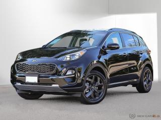 New 2021 Kia Sportage EX Premium S AWD for sale in Kitchener, ON