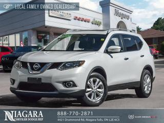 Used 2014 Nissan Rogue SV | PANORAMIC ROOF for sale in Niagara Falls, ON
