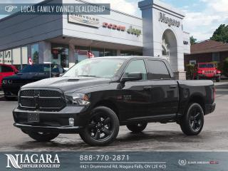 Used 2020 RAM 1500 Classic EXPRESS BLACK OUT for sale in Niagara Falls, ON