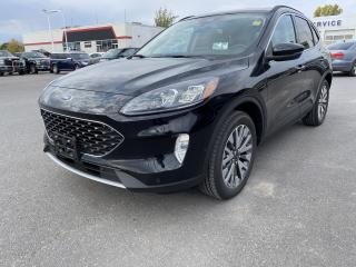 New 2020 Ford Escape Titanium for sale in Kingston, ON