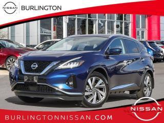 New 2020 Nissan Murano AWD SL for sale in Burlington, ON