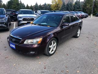 Used 2006 Hyundai Sonata GL for sale in Whitby, ON