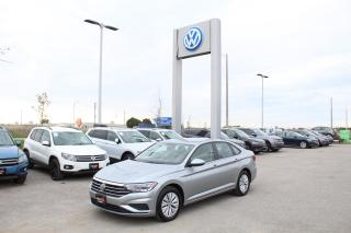 Used 2019 Volkswagen Jetta 1.4L TSI Comfortline for sale in Whitby, ON