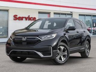 New 2020 Honda CR-V LX 4WD for sale in Brandon, MB