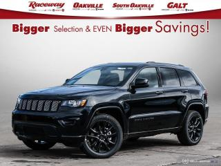 New 2021 Jeep Grand Cherokee Altitude for sale in Etobicoke, ON