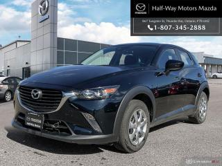 Used 2018 Mazda CX-3 GX for sale in Thunder Bay, ON
