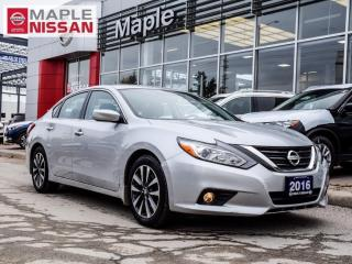 Used 2016 Nissan Altima SV Tech Blind Spot Remote Start Bluetooth Rear Cam for sale in Maple, ON