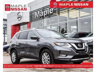 Used 2020 Nissan Rogue SV AWD Blind Spot Apple Carplay Remote Start for sale in Maple, ON