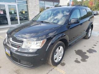 Used 2017 Dodge Journey CVP/SE for sale in Trenton, ON