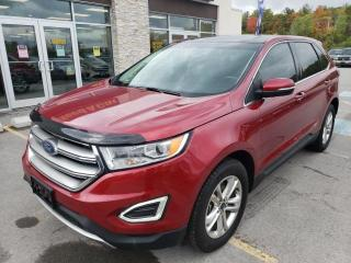 Used 2016 Ford Edge SEL for sale in Trenton, ON