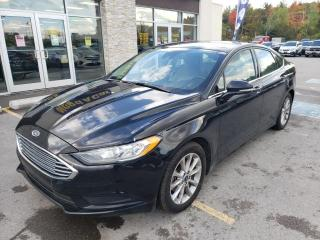 Used 2017 Ford Fusion SE for sale in Trenton, ON