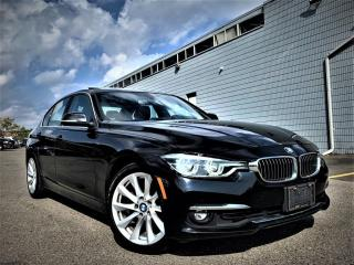 Used 2017 BMW 3 Series 330i XDRIVE|SUNROOF|HEATED SEATS|REAR VIEW|ALLOYS! for sale in Brampton, ON
