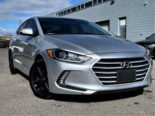 Used 2018 Hyundai Elantra PUSH START|HEATED SEATS|SUNROOF|BLIND SPOT|LANE ASSIST! for sale in Brampton, ON
