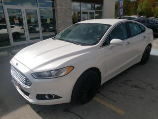 Used 2013 Ford Fusion Titanium for sale in Trenton, ON