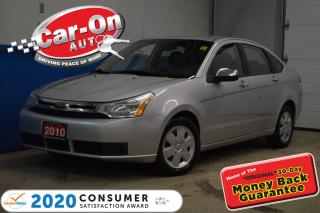 Used 2010 Ford Focus SE HEATED SEATS | AUTOMATIC for sale in Ottawa, ON