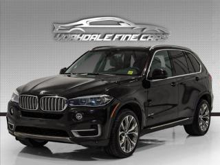 Used 2016 BMW X5 xDrive35i 7 Passenger, DVD, Collision Warning, Night Vision for sale in Concord, ON