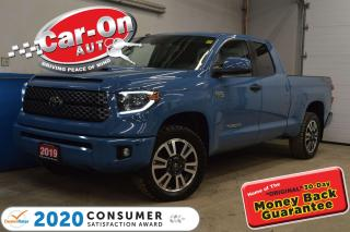 Used 2019 Toyota Tundra TRD SPORT | RARE CAVALRY BLUE for sale in Ottawa, ON