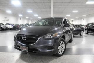 Used 2013 Mazda CX-9 AWD NO ACCIDENTS I LEATHER I SUNROOF I REARCAM I HEATED SEAT for sale in Mississauga, ON