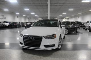 Used 2016 Audi A3 NO ACCIDENTS I LEATHER I SUNROOF I HEATED SEATS I for sale in Mississauga, ON