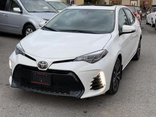 Used 2017 Toyota Corolla 4DR SDN for sale in Scarborough, ON