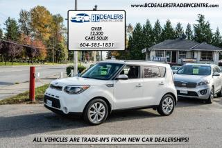 Used 2014 Kia Soul EX GDI, Bluetooth, Local, Heated Seats, Alloys, Clean! for sale in Surrey, BC