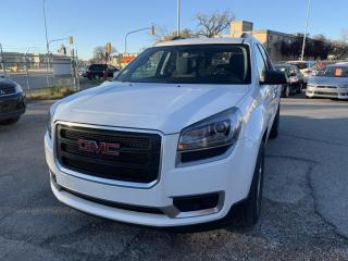 Used 2013 GMC Acadia FWD 4dr SLE2 for sale in Winnipeg, MB