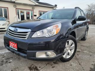 Used 2011 Subaru Outback 5dr Wgn Auto 3.6R w/Limited & Nav Pkg for sale in Oshawa, ON