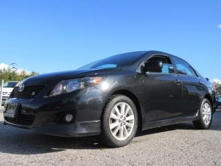 Used 2010 Toyota Corolla S Model for sale in Newmarket, ON