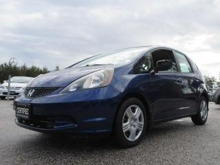 Used 2013 Honda Fit 5dr HB Auto LX for sale in Newmarket, ON