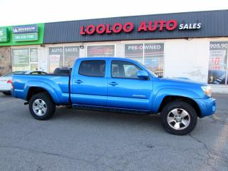 Used 2006 Toyota Tacoma Double Cab V6 4WD SR5 SPORT CAMERA CERTIFIED for sale in Milton, ON