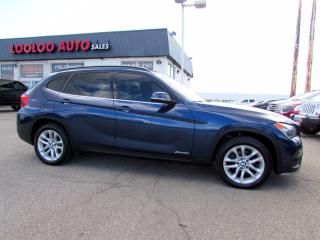 Used 2015 BMW X1 xDrive28i AWD Navigation Panoramic Sunroof Certified for sale in Milton, ON
