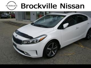 Used 2017 Kia Forte EX LUXUARY for sale in Brockville, ON