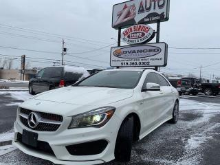Used 2014 Mercedes-Benz CLA-Class AMG CLA 250 AWD for sale in Windsor, ON