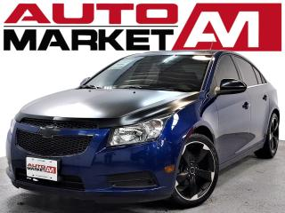 Used 2013 Chevrolet Cruze 1LT Manual ACCIDENT FREE, SUNROOF, ALLOY WHEELS, WE APPROVE ALL CREDIT!!! for sale in Guelph, ON
