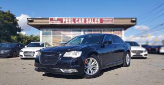 Used 2017 Chrysler 300 LIMITED| TEXT.US.647.678.7778 NAVI| PANOROOF| REARVIEW| for sale in Mississauga, ON